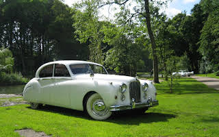 Jaguar MK VII Rent Dublin