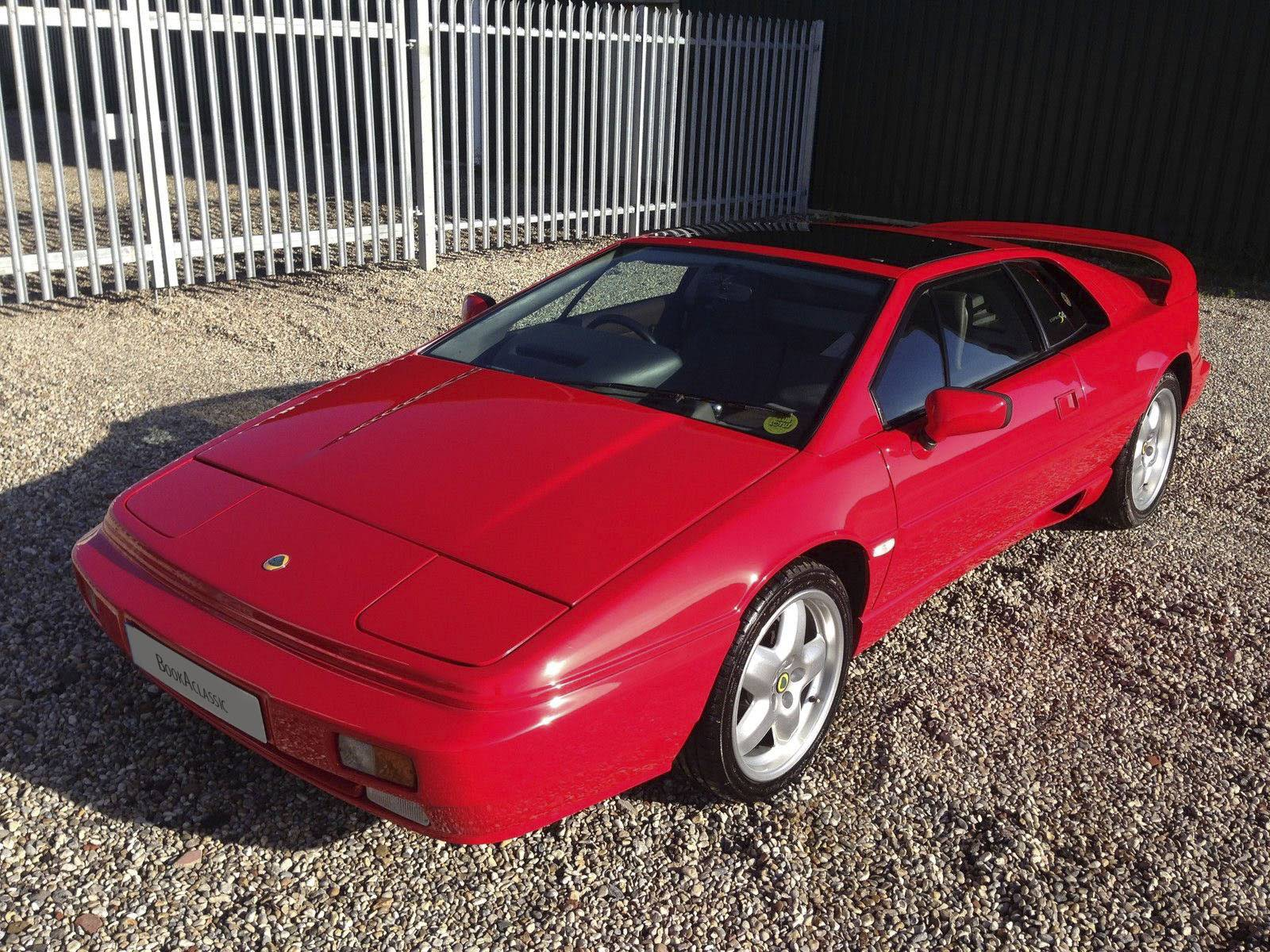 lotus esprit s4 2 2 turbo x180 for hire in tullamore bookaclassic. Black Bedroom Furniture Sets. Home Design Ideas